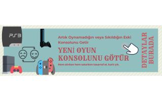Oyun Konsol Takas