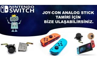 Nintendo Switch Joy-Con Tamiri