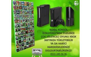 Xbox 360 Yüklenebilir Oyunlar Listesi