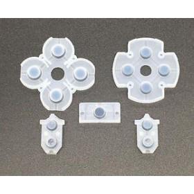 50 Takım Playstatıon 4 Ps4 V2 İç Lastik Takımı - Kol Tamiri Yedek Parça