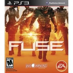Fuse Ps3 Oyunu Orijinal - Kutulu Playstation 3 Oyunu