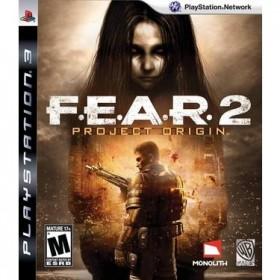 Fear 2  Ps3 Oyunu Orijinal - Kutulu Playstation 3 Oyunu