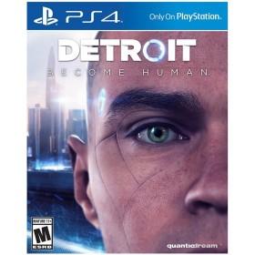 Detroit Become Human Playstation 4 Oyunu - Orijinal Ps4 Oyunu
