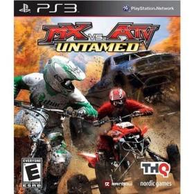 Mx Vs Atv Untamed Ps3 Oyunu Orijinal - Kutulu Playstation 3 Oyunu