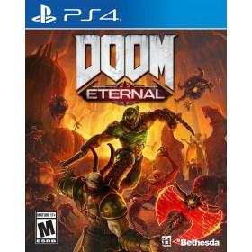 Doom Eternal Playstation 4 Orijinal Sıfır Kutulu Ps4 Oyunu