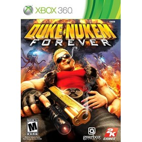 Duke Nukem Forever - Orijinal - Kutulu Xbox 360 Oyunu