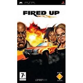 Fıred Up Orijinal - Kutulu Sony Psp Oyunu