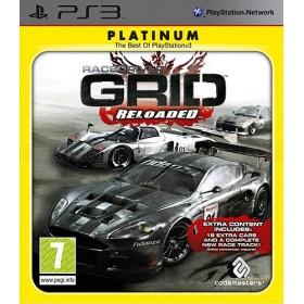 Grid Reloaded Ps3 Oyunu Orijinal - Kutulu Playstation 3 Oyunu
