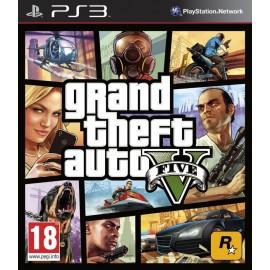 Gta5 Gta 5 Ps3 Oyunu Orijinal - Kutulu Playstation 3 Oyunu