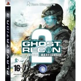 Ghost Recon Advanced Warfighter 2 Ps3 Oyunu Orijinal - Kutulu Playstation 3 Oyunu