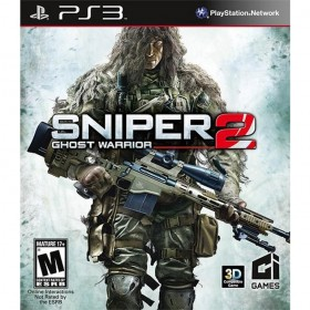 Sniper Ghost Warrior 2 Ps3 Oyunu Orijinal - Kutulu Playstation 3 Oyunu