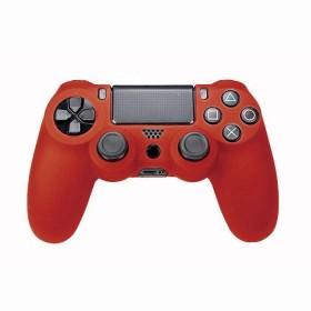 Kırmızı Playstation 4 Ps4 Kol Kılıfı - Dualshock 4 Kılıf