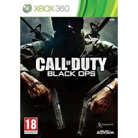 Call Of Duty Black Ops - Orijinal - Kutulu Xbox 360 Oyunu
