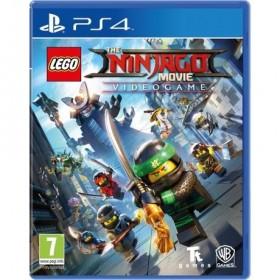 Lego Ninjago Movie Playstation 4 Orijinal Sıfır Kutulu Ps4 Oyunu