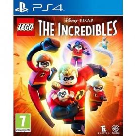 Lego The İncredibles Playstation 4 Orijinal Sıfır Kutulu Ps4 Oyunu