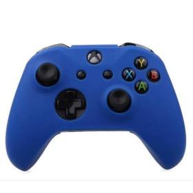 Mavi Mat Görünümlü Xbox One / One S Kol Kılıfı - Xbox Oyun Kolu
