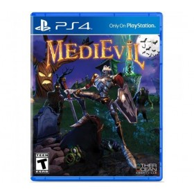 MediEvil Medi Evil Playstation 4 Oyunu Ps4 Oyunu