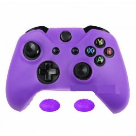 Mor Xbox One Kılıf / One S Kol Kılıfı - Xbox Oyun Kolu Kılıf
