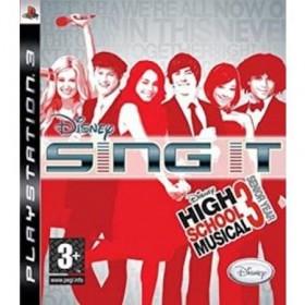 Disney Sing İt High School Musical 3 Ps3 Oyunu Orijinal - Kutulu Playstation 3 Oyunu
