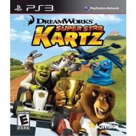 Dream Works SuperStar Kartz Ps3 Oyunu Orijinal - Kutulu Playstation 3 Oyunu