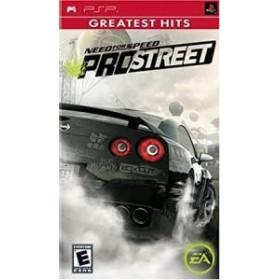 Need For Speed Pro Street Orijinal - Kutusuz Sony Psp Oyunu