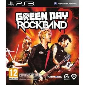 Green Day Rockband Ps3 Oyunu Orijinal - Kutulu Playstation 3 Oyunu