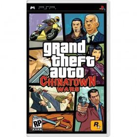 GTA Chinatown Wars Orijinal - Kutusuz Sony Psp Oyunu