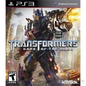 Transformers Dark Of The Moon Ps3 Oyunu Orijinal - Kutulu Playstation 3 Oyunu