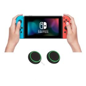 Nintendo Switch Analog Koruyucu Başlık Silikon Kılıfı - İkili
