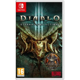 Nintendo Switch Diablo 3 Oyunu Orijinal (Kutusu Yoktur)