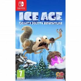 Nintendo Switch Ice Age: Scrat's Nutty Adventure Oyunu (Sıfır Ürün)