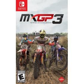 Nintendo Switch Mxgp3 Oyunu Orijinal