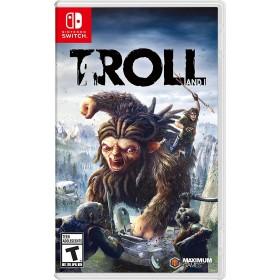 Nintendo Switch Troll And I Oyunu Orijinal Kutulu