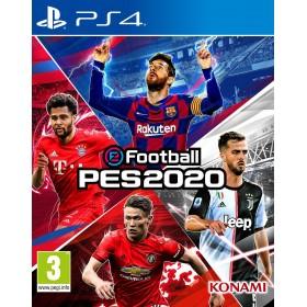 Pes20 Pes 20 Pes2020  Playstation 4 Oyunu Ps4 Oyun