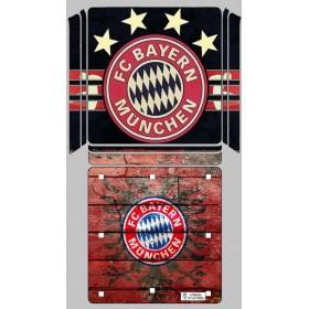 Ps4 Slim Sticker Bayern Münih - Playstation 4 Slim Vinil Kaplama