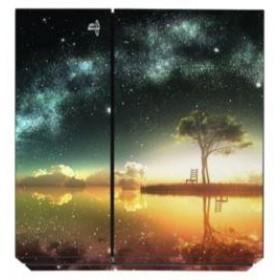 Ps4 Standart Kasa Sticker Galaxy - Playstation 4 Vinil Kaplama