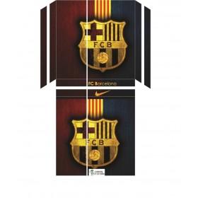 Ps4 Standart Kasa Sticker Barcelona Playstation 4 Vinil Kaplama