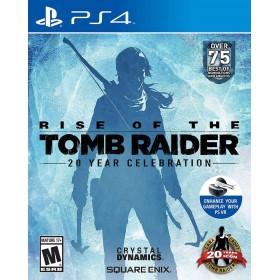 Rıse Of Tomb Raider Playstation 4 Orijinal Kutulu Ps4 Oyunu
