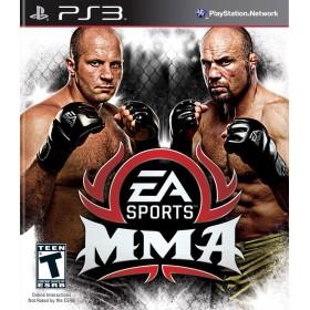 MMA Ps3 Oyunu Orijinal - Kutulu Playstation 3 Oyunu