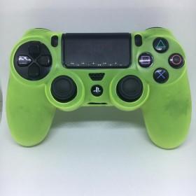 Sarı Playstation 4 Ps4 Kol Kılıfı - Dualshock 4 Kılıf Neon Sarı