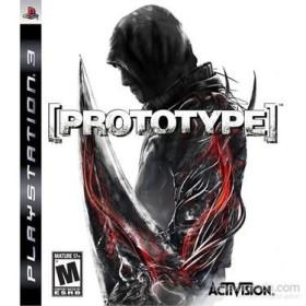 Prototype  Ps3 Oyunu Orijinal - Kutulu Playstation 3 Oyunu