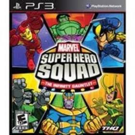 Marvel Super Hero Squad Ps3 Oyunu Orijinal - Kutulu Playstation 3 Oyunu