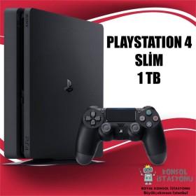 Sony Playstation 4 Ps4 Slim 1 Tb - Ücretsiz Kargo TEŞHİR ÜRÜNÜ