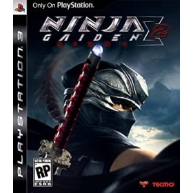 Ninja Gaiden 2 Ps3 Oyunu Orijinal - Kutulu Playstation 3 Oyunu