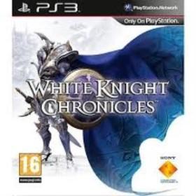White Knight Chronicles Ps3 Oyunu Orijinal - Kutulu Playstation 3 Oyunu