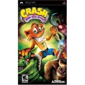 Crash Mind Over Mutant  Kutulu Orijinal Sony Psp Oyunu