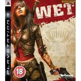 WET Ps3 Oyunu Orijinal - Kutulu Playstation 3 Oyunu