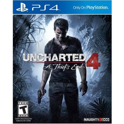 Uncharted 4 Bir Hırsızın Sonu Playstation 4 Orijinal Ps4 Oyunu,Playstation 4,