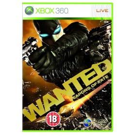 Wanted Weapons Of Fate - Orijinal - Kutulu Xbox 360 Oyunu