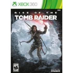 Rıse Of The Tomb Raider - Orijinal - Kutulu Xbox 360 Oyunu